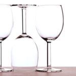 Хрустальные фужеры для вина