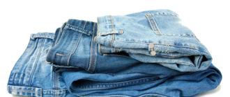 Темные и светлые джинсы