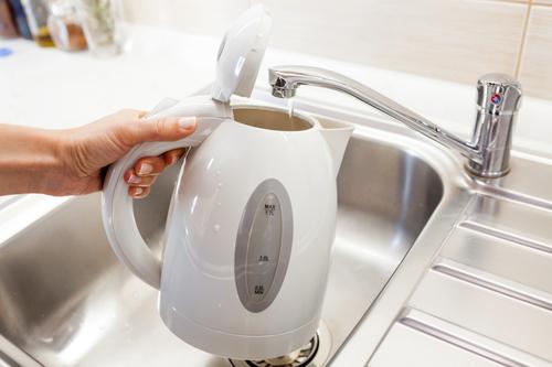 свежая вода для электрочайника