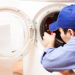 Ремонт мастером стиральной машинки