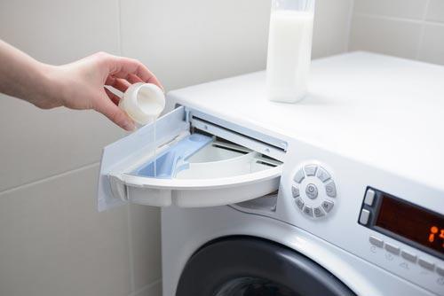 Порошкоприемник в стиральной машине