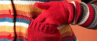 Шерстяной свитер с карманами