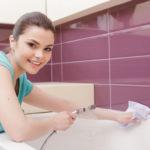 Мытье ванной от грязи и налета