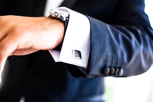 Рукава пиджака