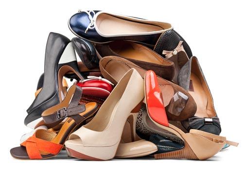 Несколько пар туфель