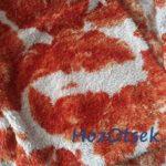 Махровый халат после стирки
