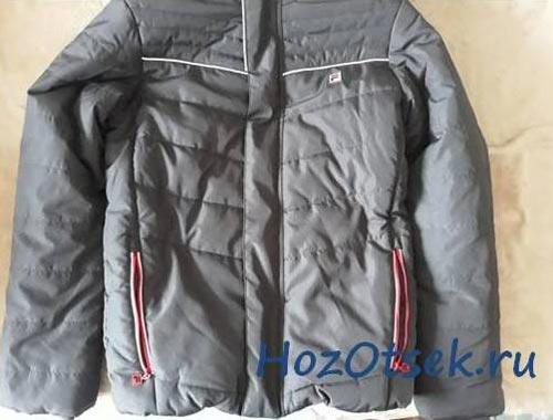 Спортивная куртка с мембраной