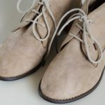 Сухая пара обуви