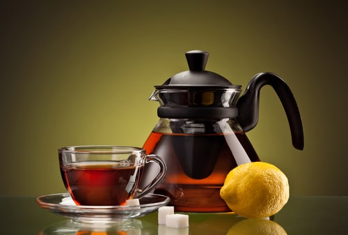 Лимон для чая
