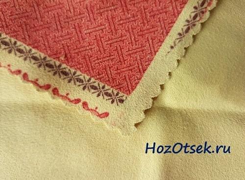 Мягкая ткань фланель