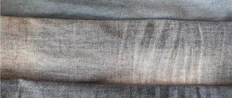 Такая разная джинса